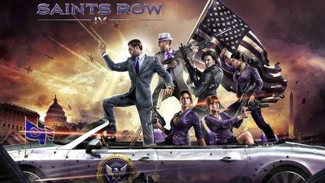 Zapowiedź Saints Row IV