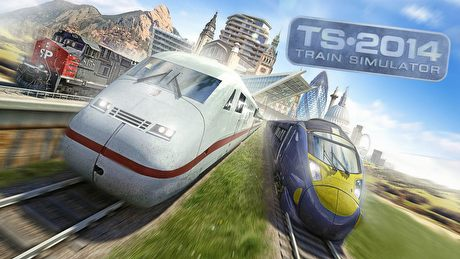Gramy w Train Simulator 2014