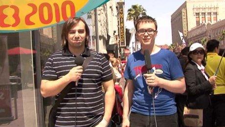 E3 2010 - dzień 0