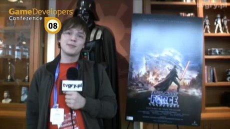 TVGRY.pl na GDC08 - Dzień 4