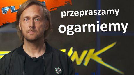 """CD Projekt: """"Przepraszamy, naprawimy"""". FLESZ – 14 stycznia 2021"""