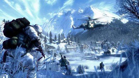 Gramy w Battlefield: Bad Company 2