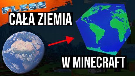 Czy da się przenieść Ziemię do Minecrafta? FLESZ – 24 marca 2020