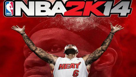 Gramy w NBA 2K14 - niech żyje król!