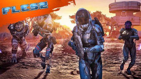 Mass Effect Andromeda ostarnią grą BioWare Montreal. FLESZ – 1 sierpnia 2017