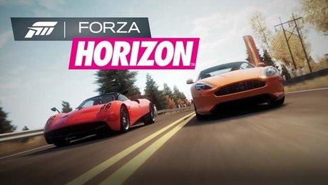 Gramy w Forza Horizon