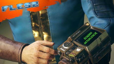 Fallout 76 z łatką premierową większą od gry? FLESZ – 13 listopada 2018