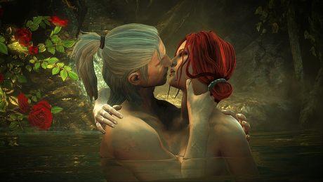 Geralt i kobiety – miłosne perypetie Wiedźmina [+18]