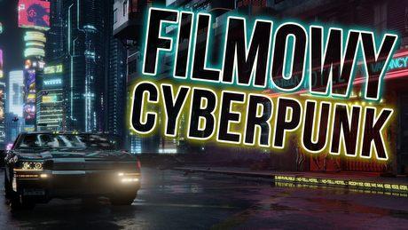 Filmy, które wprowadzą Cię w klimat Cyberpunka 2077