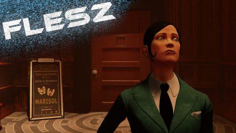 FLESZ – 8 października 2014. Twórcy BioShocka wracają z nowymi pomysłami