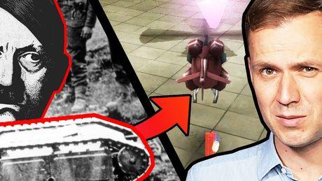 5 dziwnych broni Hitlera, które na stałe trafiły do gier