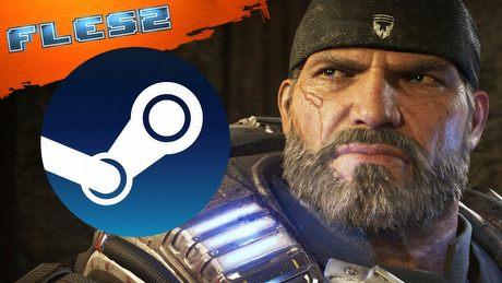 Microsoft chce wydawać gry na Steamie. FLESZ – 31 maja 2019