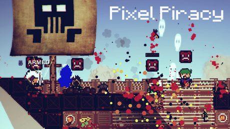 Samiec Alfa #15 - pikselowa twarz piractwa w grze Pixel Piracy