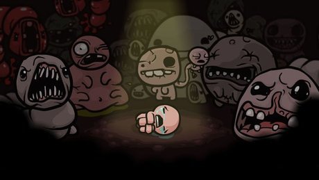 Gramy w The Binding of Isaac