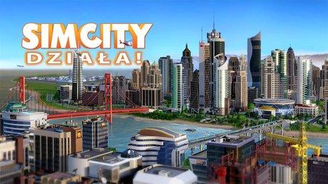 SimCity działa!