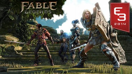 E3 2014: Gramy w Fable Legends - sieka w co-opie na Xboksa One