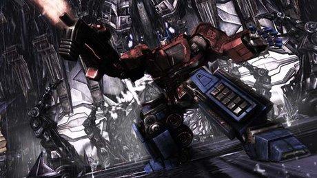 Gramy w Transformers: Wojna o Cybertron