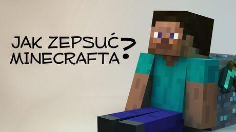 Minecraft za darmo - jak reklamy zabijają kreatywność