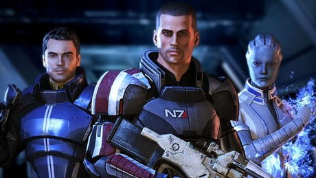 Mass Effect 3 Multiplayer Demo