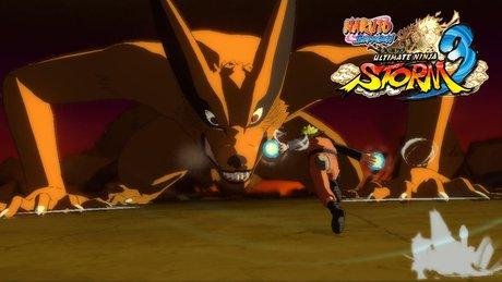 Gramy w Naruto Shippuuden Ultimate Ninja Storm 3