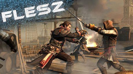 FLESZ – 6 sierpnia 2014 - Assassin's Creed: Rogue potwierdzony