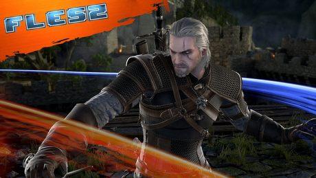 Geralt w Soulcalibur 6, nowy Tomb Raider! FLESZ – 15 marca 2018