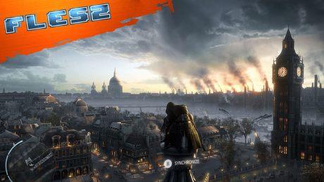 Nowe Assassin's Creed w Londynie? FLESZ - 3 grudnia 2014
