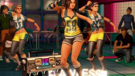 Dance Central - taniec kontrolowany