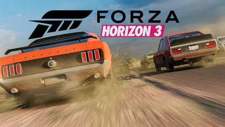 Forza Horizon 3 - Gramy na targach E3 2016!