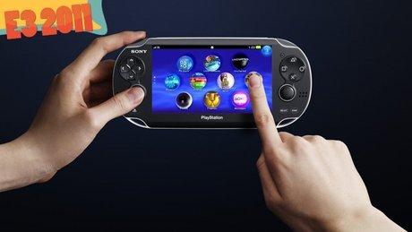 E3: Gramy na PlayStation Vita