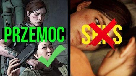 Dlaczego nawet brutalne gry boją się scen seksu