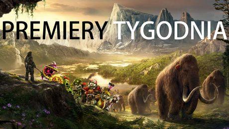 Far Cry z mamutami, kwiatki kontra zombie – PREMIERY TYGODNIA