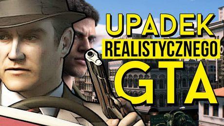 Jak upadł najbardziej realistyczny konkurent GTA