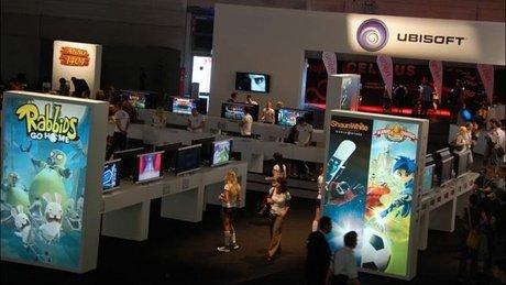 Gamescom: Co pokazuje Ubisoft?