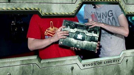 Kolekcjonerski StarCraft II w kawałkach
