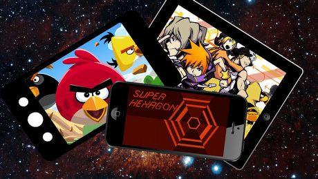 Nasze ulubione gry mobilne - redakcyjnie o smartfonach i tabletach