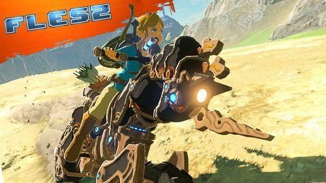Nintendo szykuje już nową odsłonę Zeldy. FLESZ – 21 grudnia 2017