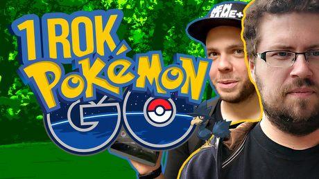 Pokemon GO rok później