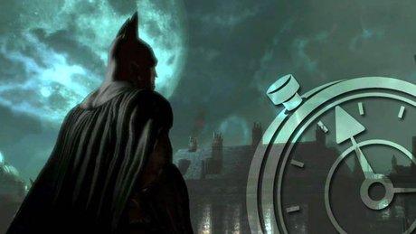 Batman: Arkham Asylum w 5 sekund