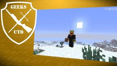 GeeksUTD: Minecraft
