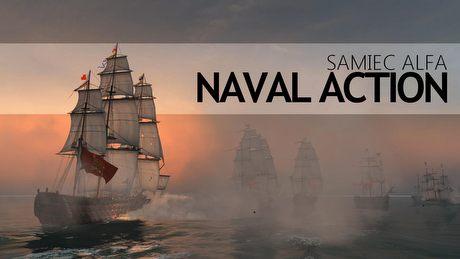 Chwytamy za ster w Naval Action – imponująca gra o bitwach morskich w Samcu Alfa