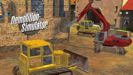Gry z Kosza #7 – Demolition Simulator, czyli gra, która rujnuje samopoczucie