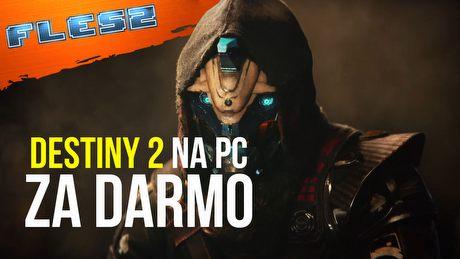 Destiny 2 na PC za darmo! FLESZ – 5 listopada 2018