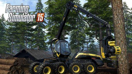 Co nowego w Farming Simulator 15? – wycinamy drzewa i… myjemy traktory