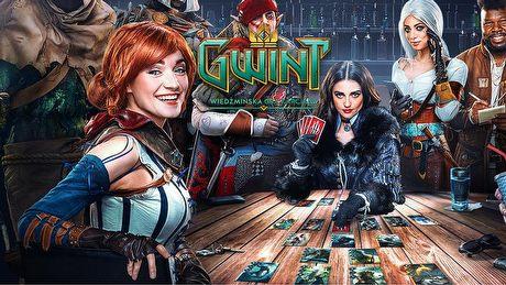 Testujemy Gwinta na targach gamescom 2016 - gameplay, kampania single, mikropłatności