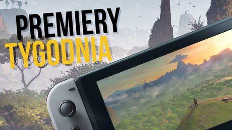 Switch! Zelda! Horizon! Torment! Najlepsze premiery gier