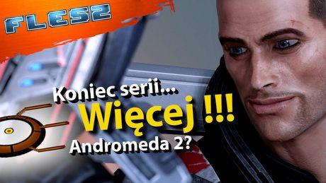 EA chce więcej Mass Effecta! FLESZ 5 sierpnia 2021