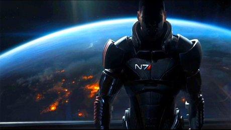 Zapowiedź Mass Effect 3