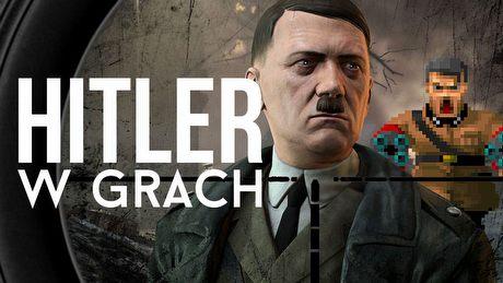 Hitler w grach