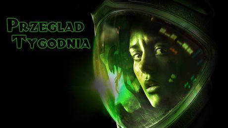 Przegląd Tygodnia - Alien, Wiedźmin, Mirror's Edge